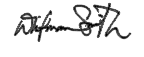 Whitman Smith signature